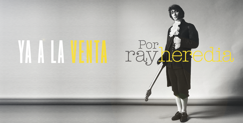 RAY HEREDIA BANNER