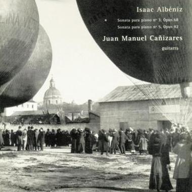 Juan Manuel Cañizares Isaac Albeniz