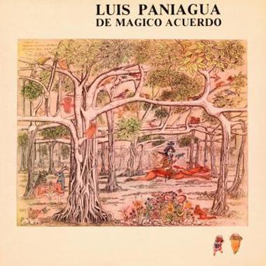 Luis Paniagua de magico acuerdo