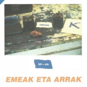 M-ak Emeak Eta arrak