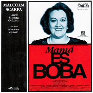 Malcolm Scarpa Mama es boba