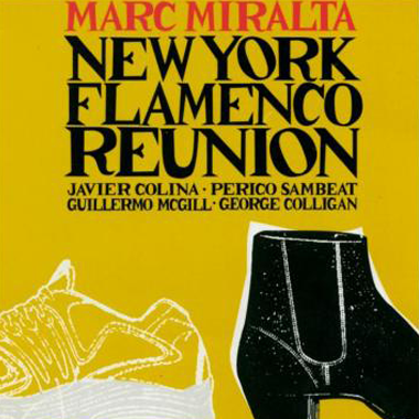 Marc Miralta New York Flamenco Reunion