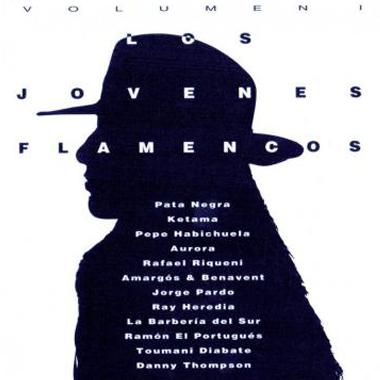 Los jovenes flamencos I