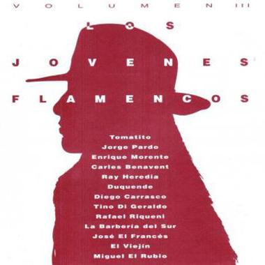 Los jovenes flamencos III
