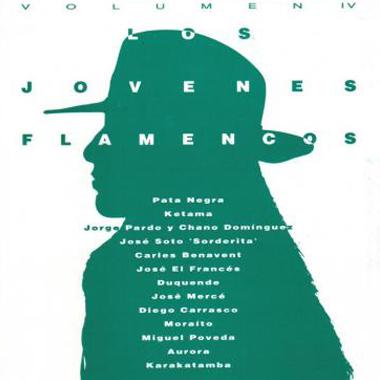 Los jovenes flamencos IV