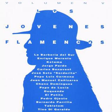 Los jovenes flamencos V
