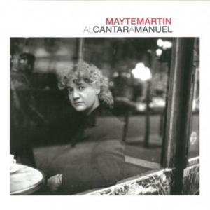 Mayte Martin Al cantar a manuel