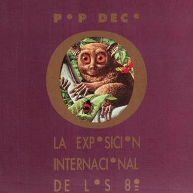 Pop Deco Exposicion internacional de los 80