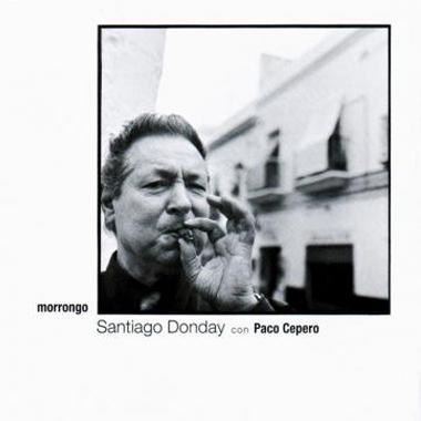 Santiago Donday con Paco Cepero Morrongo