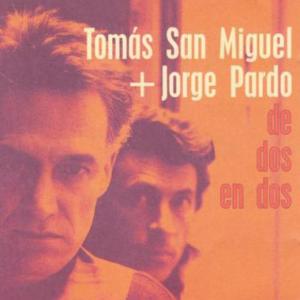 Tomas San Miguel Jorge Pardo de dos en dos